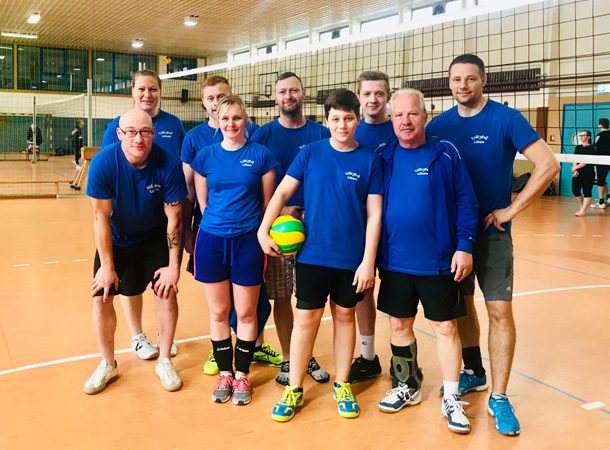 Volleyballturnier in Möckern